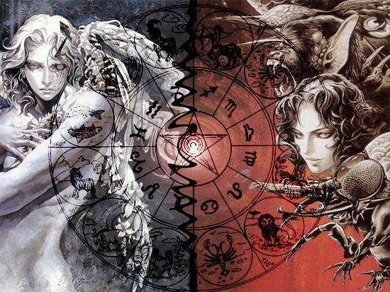 ангелы и демоны знаков задиака