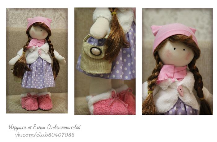 Кукла большеножка своими руками сшить