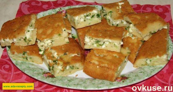 Пироги на майонезе рецепт с фото