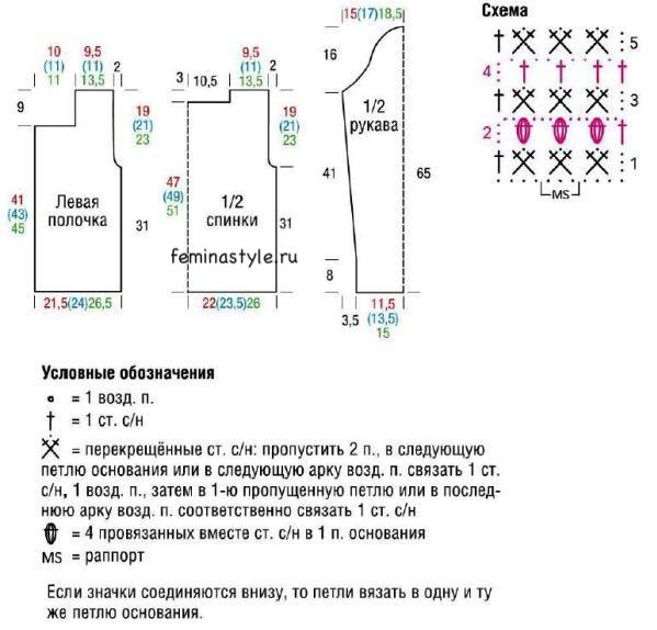 zhaket_denim _shema (599x574, 134Kb)