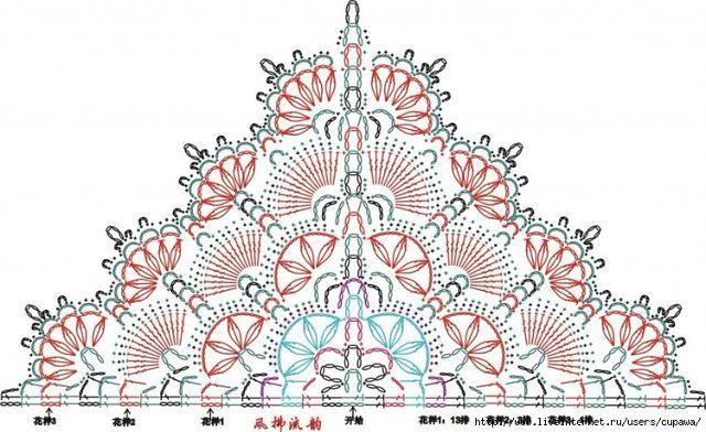 схема шали (640x392, 258Kb)
