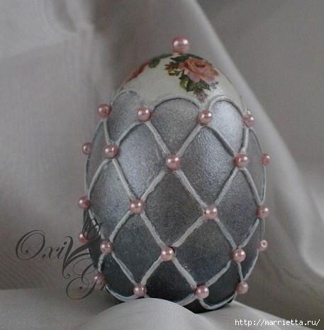 Очень красивые пасхальные яйца (14) (457x465, 124Kb)