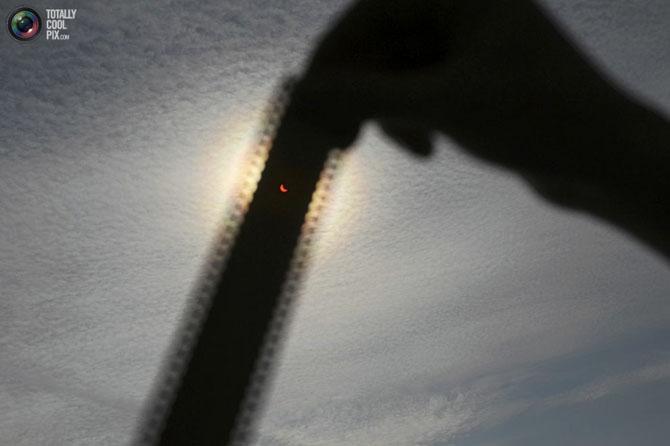 вид сол затм сквозь фотопленку в Щецине (670x446, 45Kb)