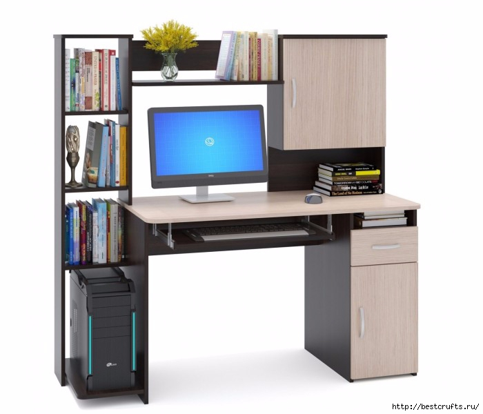 купить письменный стол недорого
