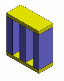 Книжная полка или подставка под телевизор своими руками (13) (257x329, 43Kb)