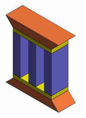 Книжная полка или подставка под телевизор своими руками (15) (292x401, 58Kb)