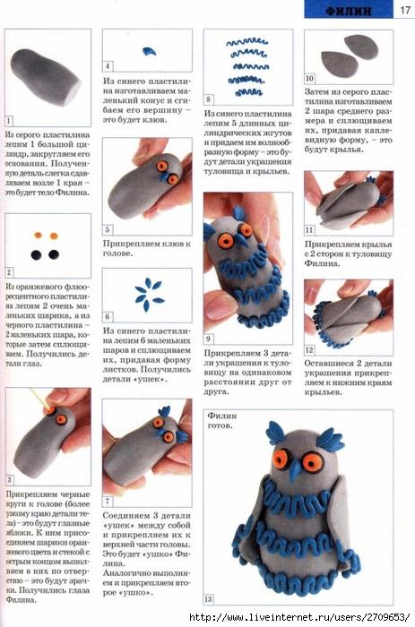 Пластилиновые фигурки животных  bookvoed ozzz.page18 (463x700, 256Kb)