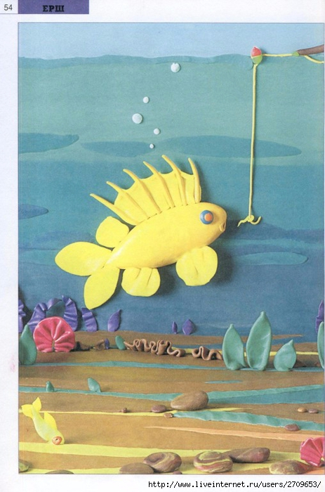 Пластилиновые фигурки животных  bookvoed ozzz.page55 (463x700, 233Kb)