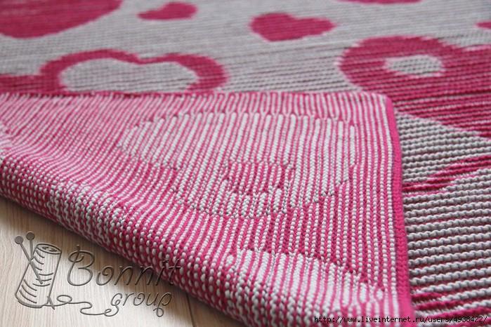"""梦幻般的针织""""心毯"""" - maomao - 我随心动"""