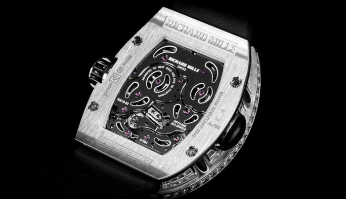 швейцарские часы Richard Mille RM 19-02 Tourbillon Fleur 3 (700x404, 190Kb)