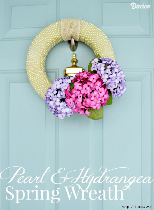 Pearl-and-Hydrangea-DIY-Spring-Wreath-from-The-Cards-We-Drew-and-Darice (514x700, 214Kb)