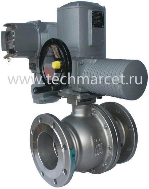 Электропривод SA 07.5/GS 100.3/VZ4.3