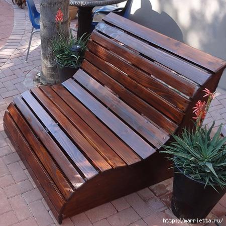 садовая скамья своими руками (2) (450x450, 196Kb)
