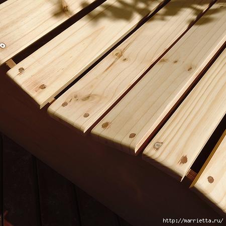 садовая скамья своими руками (16) (450x450, 134Kb)