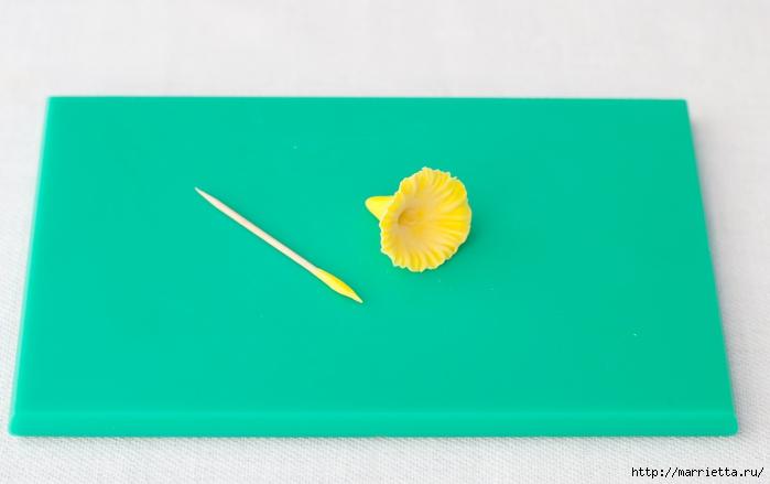 Сладкие НАРЦИССЫ из сахарной мастики (7) (700x439, 118Kb)