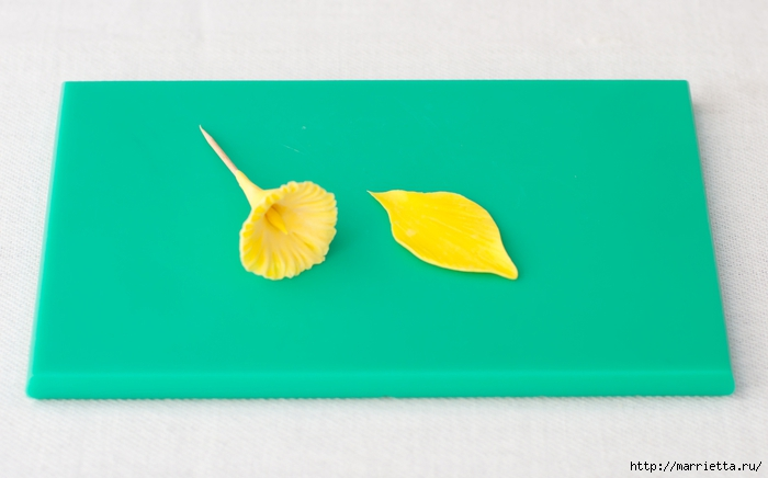 Сладкие НАРЦИССЫ из сахарной мастики (9) (700x436, 126Kb)