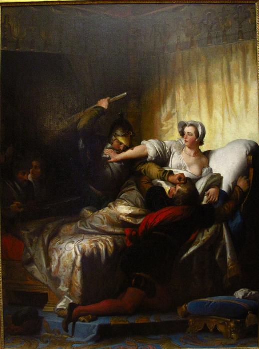 Alexandre-Г‰variste_Fragonard_-_ScГЁne_du_massacre_de_la_Saint-BarthГ©lГ©my_(1836) (519x700, 449Kb)