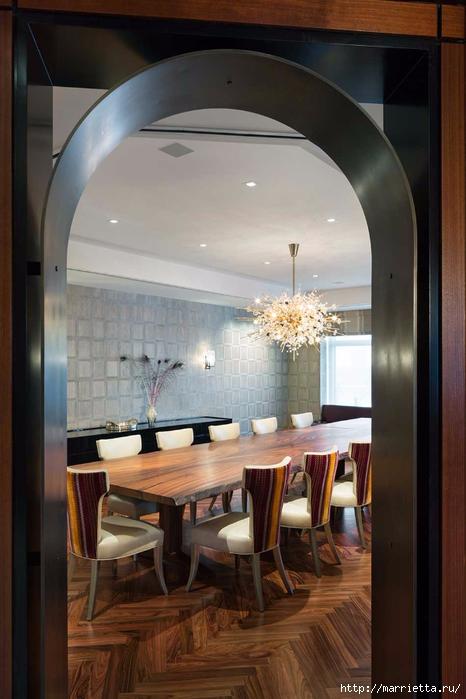 Дизайн интерьера одной квартиры в Нью-Йорке (3) (466x700, 215Kb)