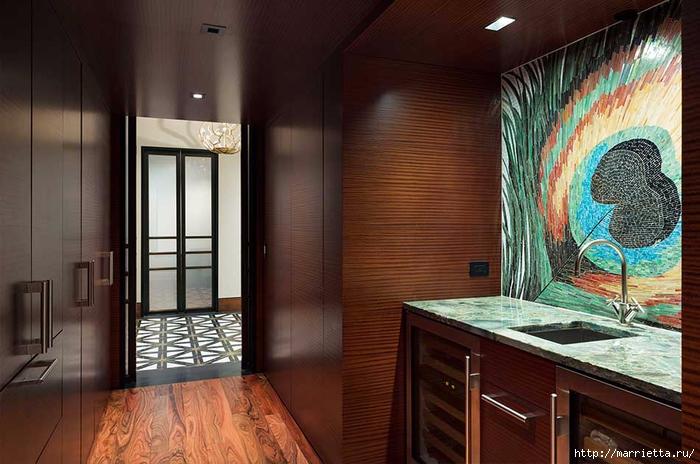 Дизайн интерьера одной квартиры в Нью-Йорке (6) (700x464, 250Kb)