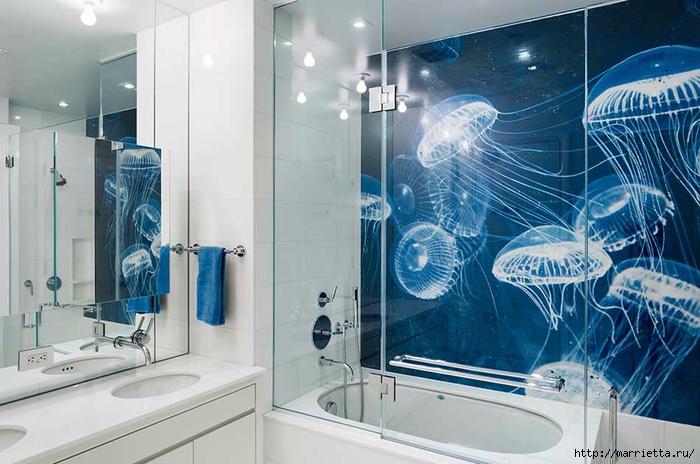Дизайн интерьера одной квартиры в Нью-Йорке (12) (700x464, 244Kb)