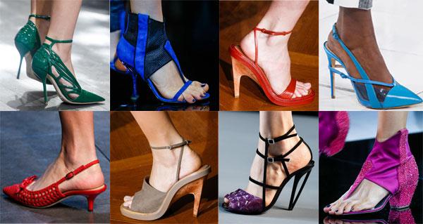 Какие туфли модные этим летом