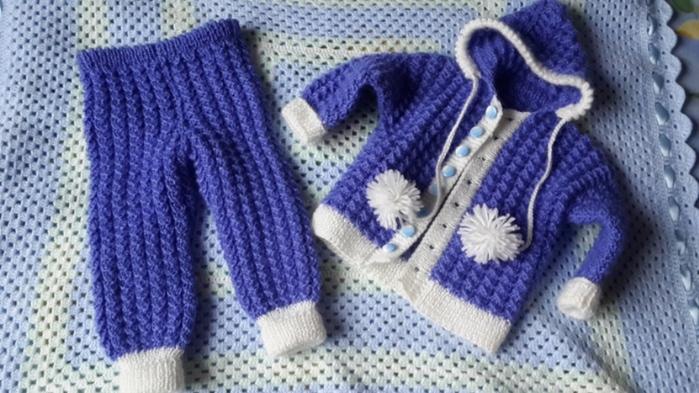 Вязание спицами детских костюмчиков светлана берсанова
