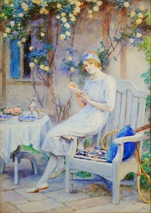William Henry Margetson 4 (498x700, 372Kb)