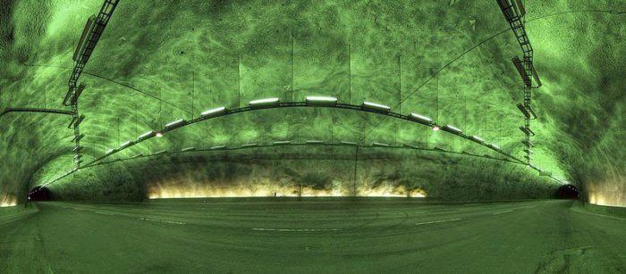 Лердальский туннель новегия 5 (700x307, 203Kb)