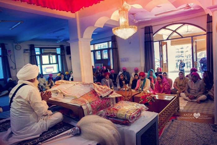 традиционная индийская свадьба фото 2 (700x466, 406Kb)