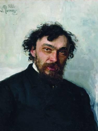 16 Repin-1882-Portret-hudozhnika-I.P.Pohitonova (376x500, 93Kb)