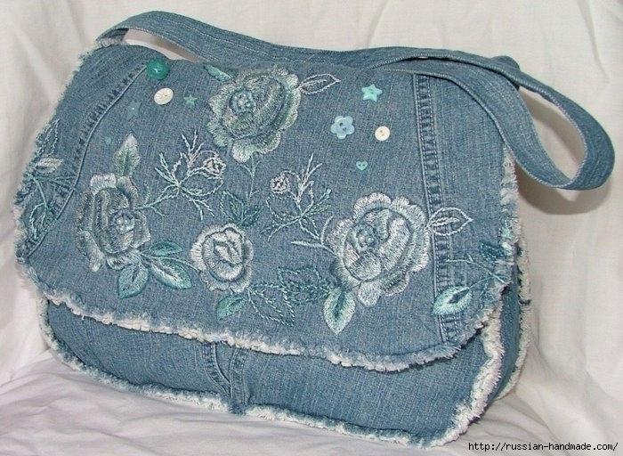 Модные сумки из старых джинсов (17) (700x512, 262Kb)