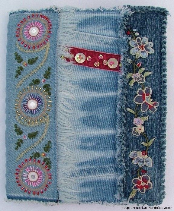 Модные сумки из старых джинсов (53) (576x700, 327Kb)