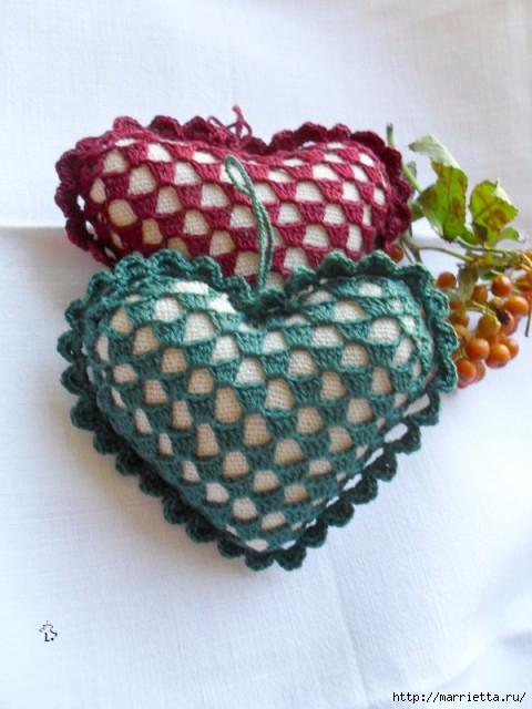 Вязание крючком сердечек (6) (480x640, 168Kb)