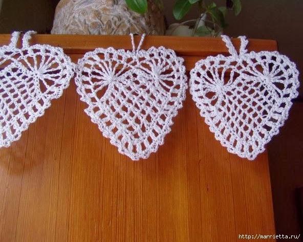Вязание крючком сердечек (37) (592x473, 187Kb)