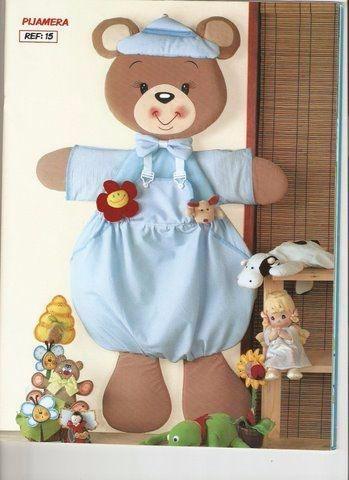 Детская пижамница своими руками