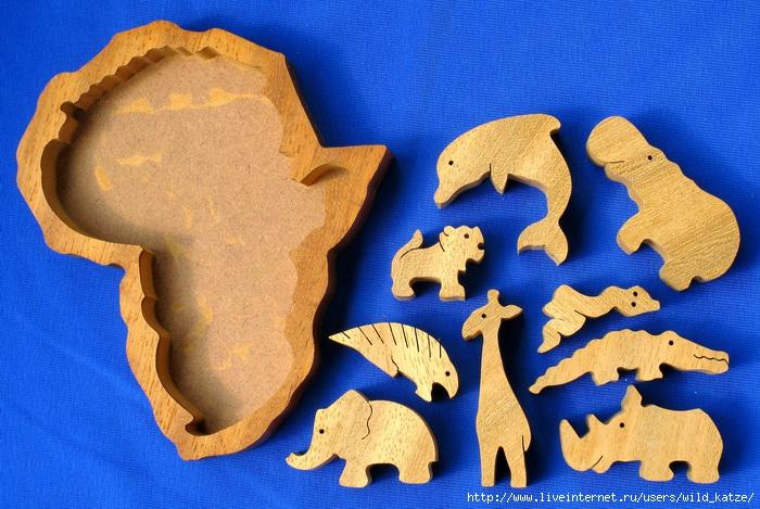 Поделки для школьников из дерева