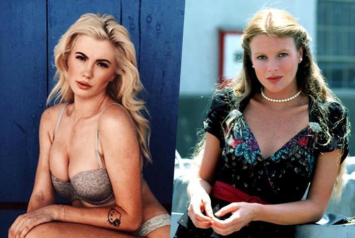 Какими выросли дочери самых красивых звезд кино и подиума