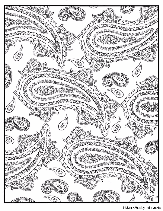 100097118_large_Paisley_Designs_Coloring_Book__Dover_Coloring_Book__Page_17 (540x699, 422Kb)