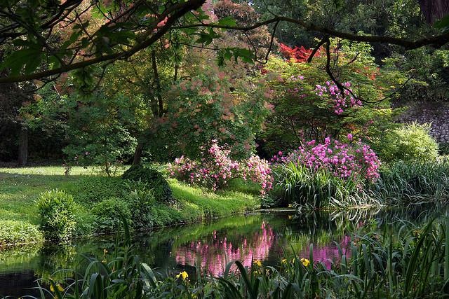 Сады Нинфа