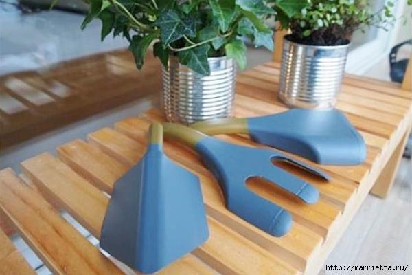 Садовые инструменты из пластиковых бутылок (5) (600x400, 154Kb)
