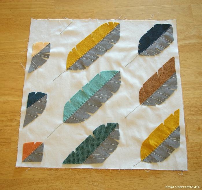 Шьем подушку со сказочными перьями (7) (700x658, 385Kb)