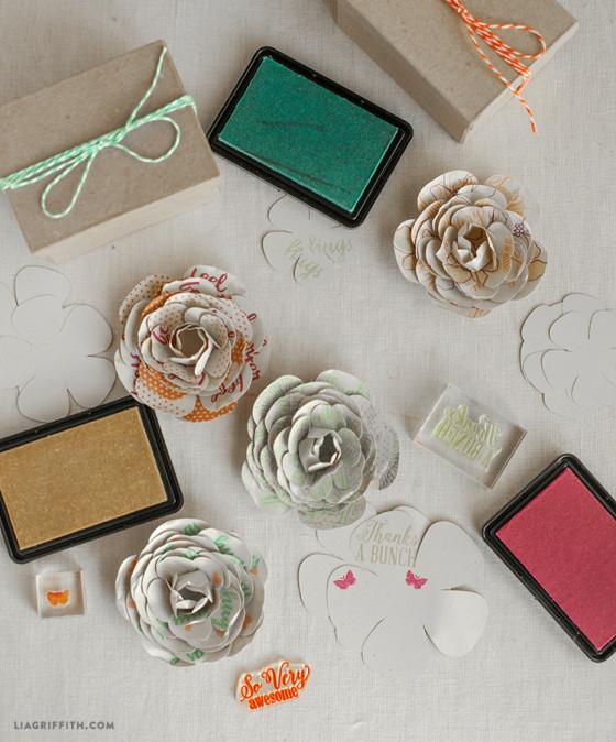 Paper_Flower_Stamped_Flowers-560x674 (560x674, 303Kb)