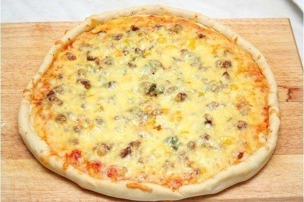 Пицца с фаршем (602x400, 63Kb)