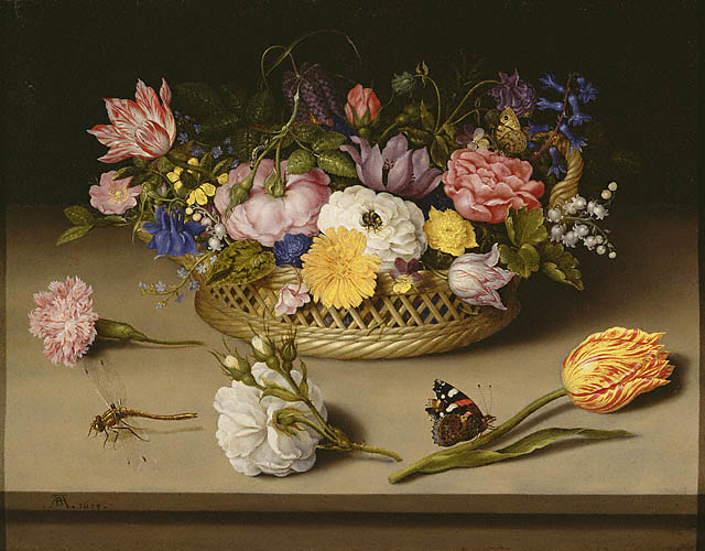 натюрморты голландских художников: