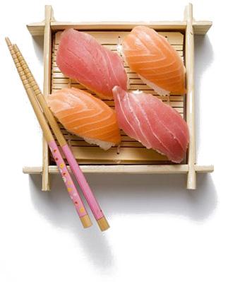 Что такое суши, темаки, нори, хаши и др.?