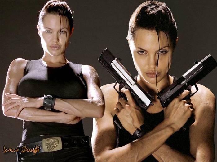 Стало известно, кто сыграет Лару Крофт вместо Анджелины Джоли