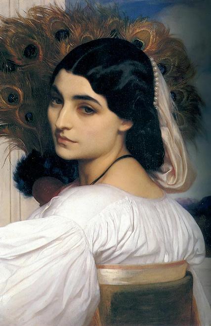 Лейтон, Фредерик (Leighton, Frederic) - портреты, жанровая, религиозная и мифологическая живопись