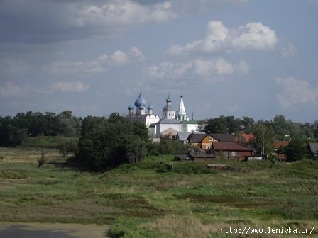 Суздаль- город-музей