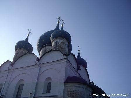 Суздаль Золотое Кольцо России Экскурсия Ленивка-Тур