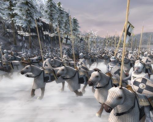 Под Киевом сразились рыцари